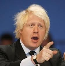 Boris - Left Finger Forward