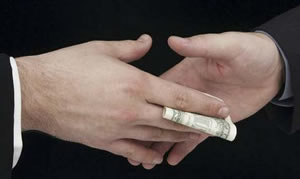 Bribery and corruption: Rife in Scotland?