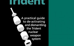 The CND 'Disarming Trident' report cover