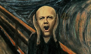 Chris Grayling: An idiot at home