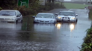 The Cockermouth floods: Something we could be seeing more of in the future if action to prevent climate change isn