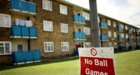 Dagenham council housing