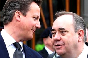 Davey boy and wee Alec, Murdoch's friends reunited