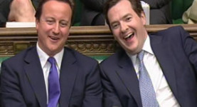 Dead toffs walking? David Cameron and George Osborne are in TROU-BLE!