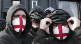 EDL thugs: Pure evil
