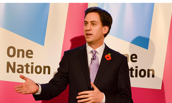 Ed Miliband delivers his One Nation Mental Health speech