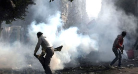 Cairo's Tahrir Square: The riots in Egypt show no signs of abating