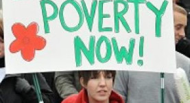 Fighting for a fairer future: Campaigners against child poverty