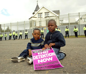 Illiberal and unfair: It's time to end child detention now