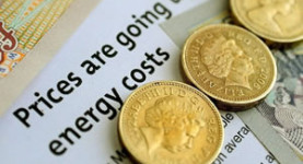 Energy prices are going up, up and away
