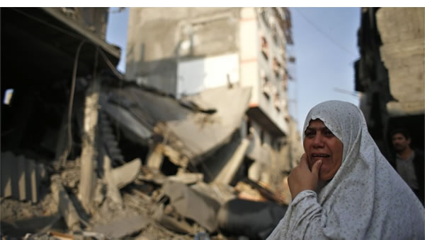 Gaza: Under siege