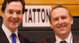 George Osborne: Heir to Neil Hamilton