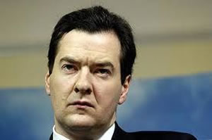 Growth denier: George Osborne