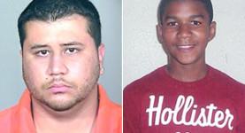 George Zimmerman shot dead Trayvon Martin