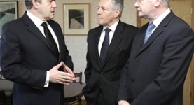 The Prime Minister, First Minister and Deputy First Minister