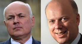Cooler Heads: IDS and Chris Grayling