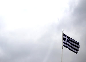 Grecian gloom: The future's grim, the future's austerity