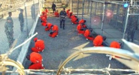 Guantanamo Bay: Still not closed, three years on from Obama's pledge
