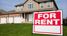 A house for rent: The new norm