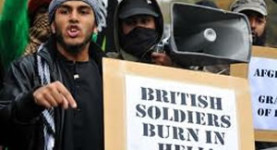 Evil intent: Islamist extremists on the streets of London