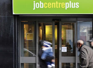 Job Centre Plus: Where dreams aren