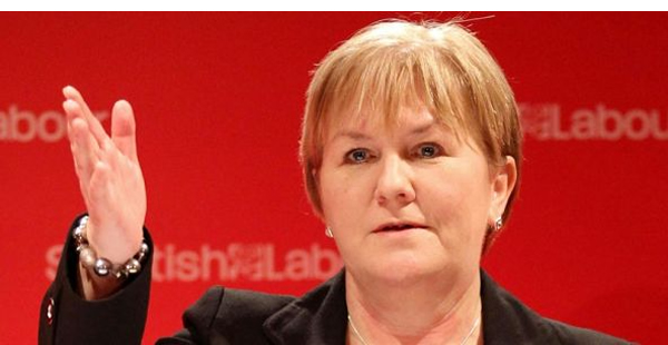 Political suicide? Johann Lamont, the leader of Scottish Labour