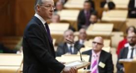 John Swinney MSP, SNP finance secretary
