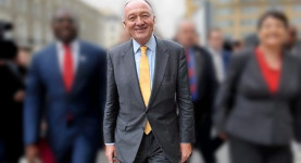 In focus: Ken Livingstone unveiled a policy platform to bring hope to London's millions
