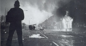 Liverpool: Scene of the Toxteth riots in 1981