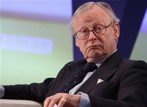 Lord Deben, aka John Selwyn Gummer