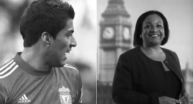 Luis Suarez and Diane Abbott: In the wrong but in the eyes of their supporters they can do no wrong