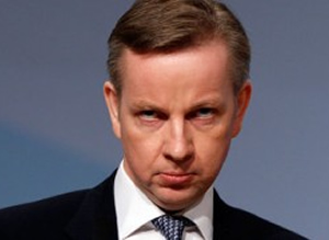 "Michael Gove is ""an idiot and a fool,"" said Mr T, adding ""I pity the idiot!"""