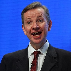Gove: Happy to deal with the ICO! Maybe.