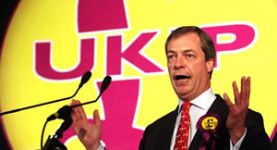 Nigel Farage, former leader of UKIP