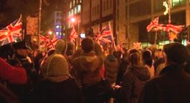 Northern Ireland: Scene of further flag protests this week