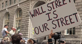 "New York, New York: The ""Occupy Wall Street"" protests"
