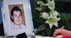 PC Ronan Kerr: Murdered by dissidents