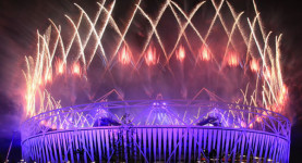 Spectacular: The Paralympic Games 2012 closing ceremony