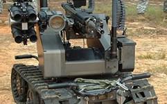 The QinetiQ MAARS combat robot