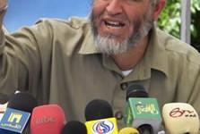 Deranged: Banned Islamist extremist Raed Salah