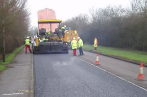 The coalition wants to attract private finance to road construction