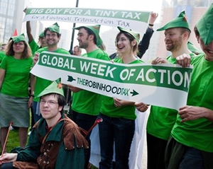 The Robin Hood Tax Global Week of Action