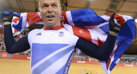 Sir Chris Hoy: A great Scot and a Great Briton!