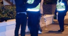 Another 'random' stop and search