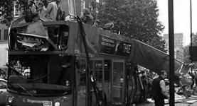 July 7th, 2005: The Tavistock Square bus bombing