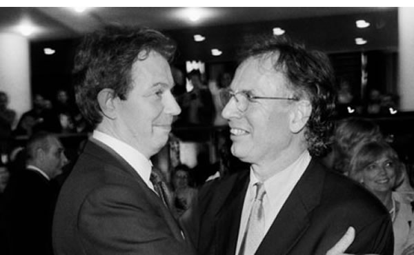 Heroes: Tony Blair and Philip Gould