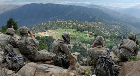 Fighting for freedom: Our soldiers in Afghanistan