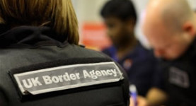 UK Border Agency staff: Underpaid and overworked