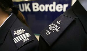 Watching the borders: The UK border police at Heathrow Airport