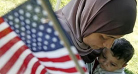 A sense of belonging: US Muslims feel more American than before